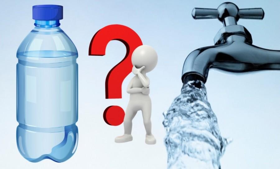 Ásványvíz kontra csapvíz – A nagy átverés
