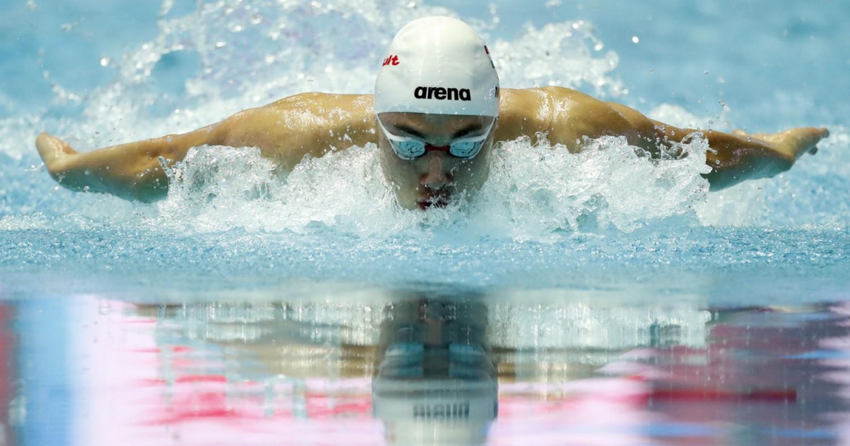 Világrekordot úszva, világbajnoki címet szerzett Milák Kristóf 200 méter pillangóúszásban!
