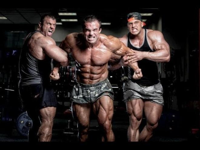 A testépítés sport?