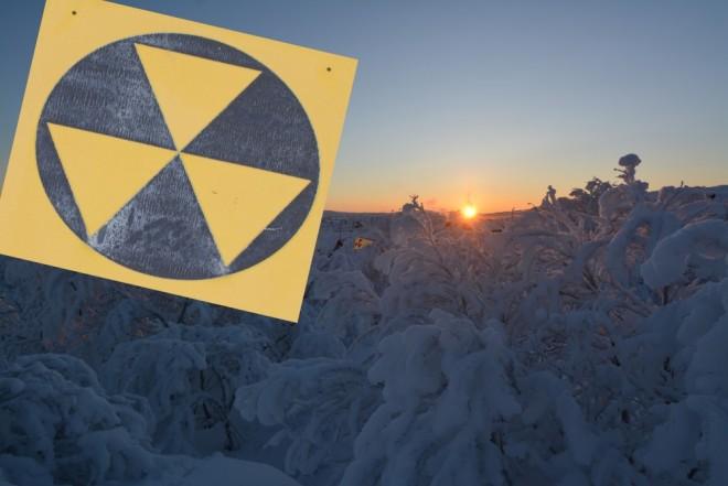 Radioaktív felhő kering Európa felett