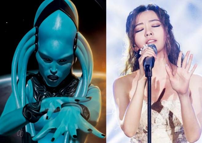 Ez a fiatal kínai énekesnő megpróbálta a lehetetlent!