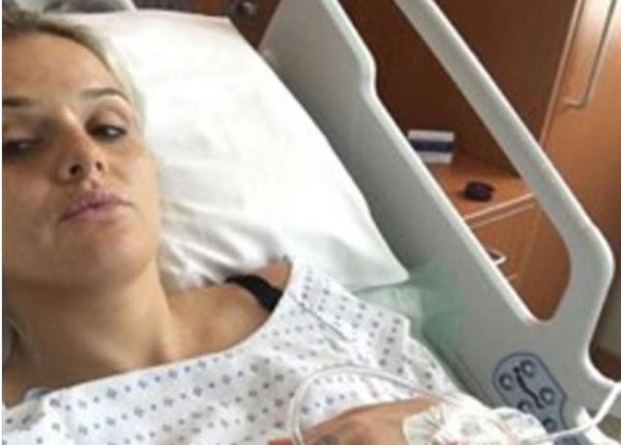 Egy 4 gyermekes anya mindenkit figyelmeztet, nehogy így járjanak