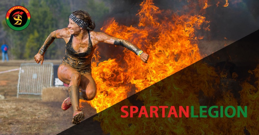 Spartan Legion - a túlélés erőpróbája