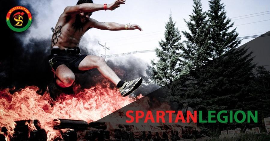 Spartan Legion - Szeptember 23. Csillebérc