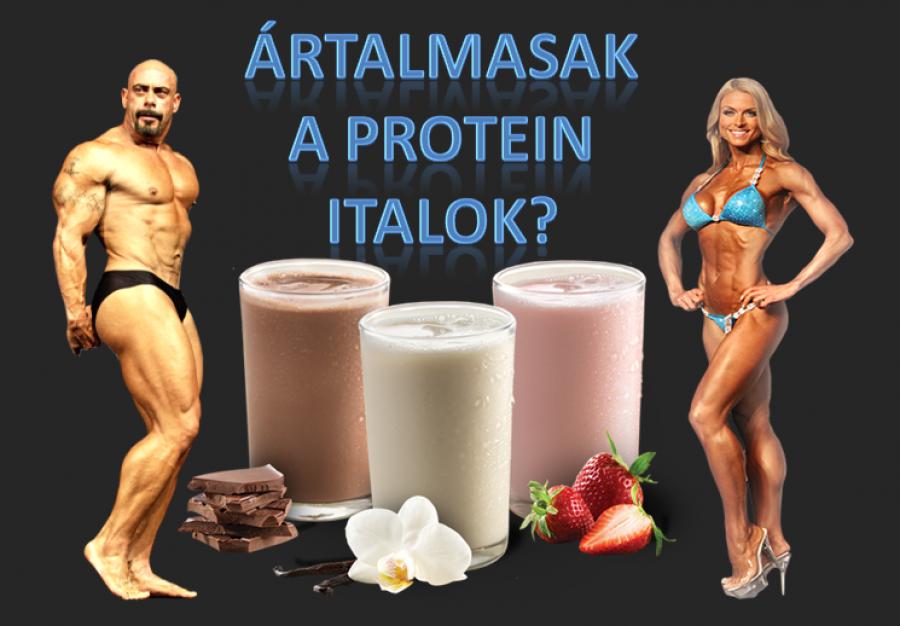 Károsak-e a protein italok?