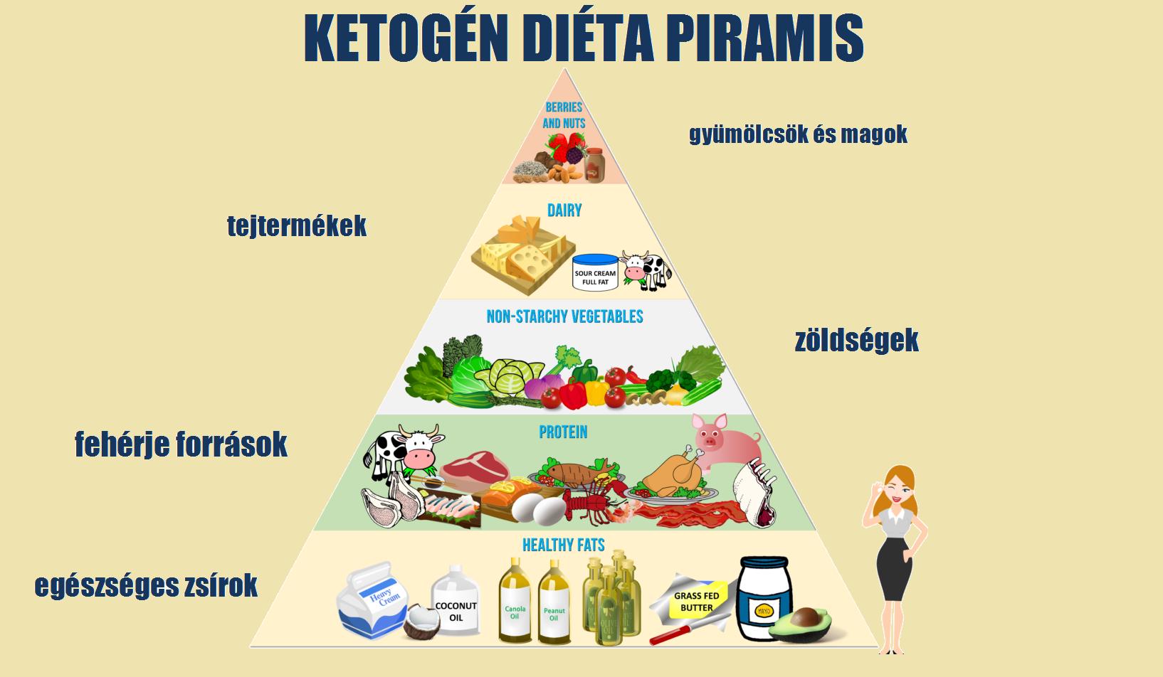 diéta alapjai)