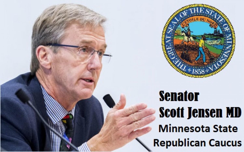 Minnesota állam egyik szenátora kitálalt