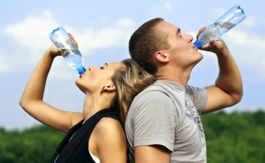A legtöbb ember nem iszik meg elég vizet naponta!