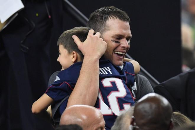 Tom Brady ötödször vezette Super Bowl győzelemre a hazafiakat!