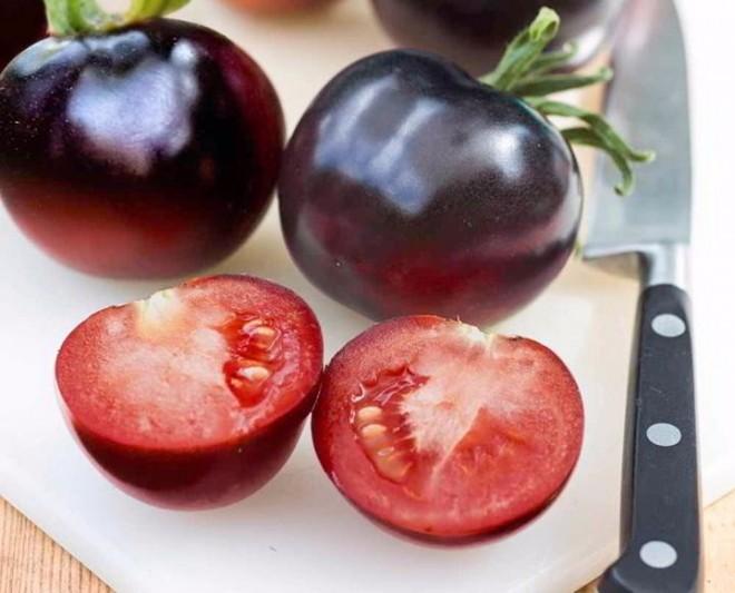 Láttál már fekete paradicsomot?