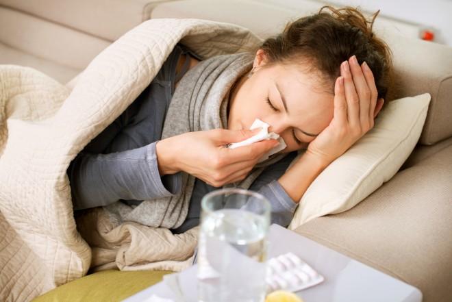 INFLUENZAJÁRVÁNY - Itt a frissített influenzatérkép!