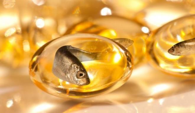 Tiszta halolajat a pohárba!